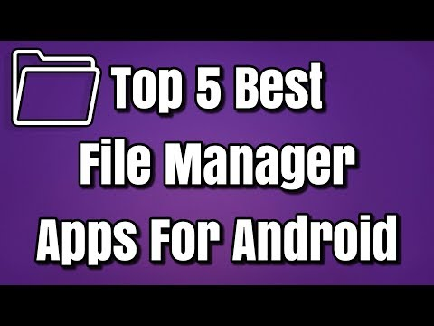 Top 5 Best File Manager Apps For Android