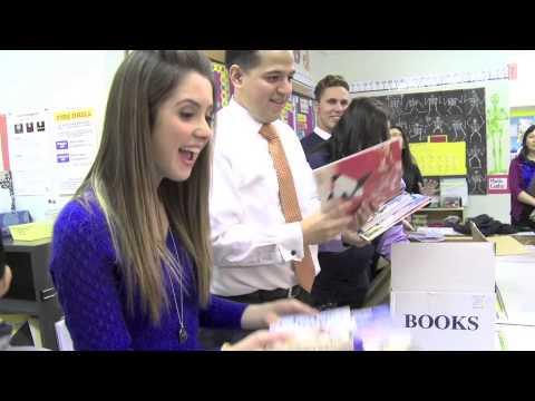 Laura Marano Loves Books