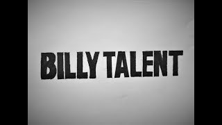 How to Draw the Billy Talent Logo