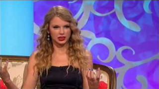 Taylor Swift interview Paul O Grady Show Nov 18 2009
