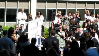Baylor College of Medicine - Match Day - March 18, 2010