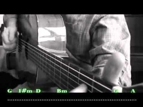WISHING. (Buddy Holly Cover) Chords & Lyrics - YouTube