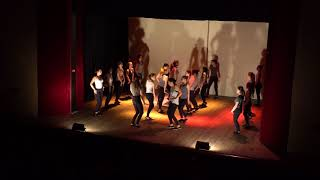 Spectacle Modern'Jazz 2018 / Claudine Benoist - Groupe Gris