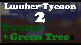 Roblox: Lumber Tycoon 2: Wie man Sumpfbäume bekommt (Originalvideo)