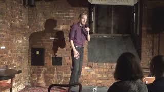Денис Николин stand-up (стэндап, смешилки) - Плохой Россиянин - Москва/Ленинлэнд/Путешествия / Видео
