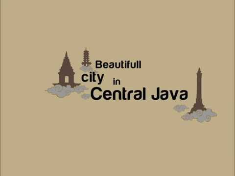 Video Tourism - Beautiful Place in Semarang Central Java
