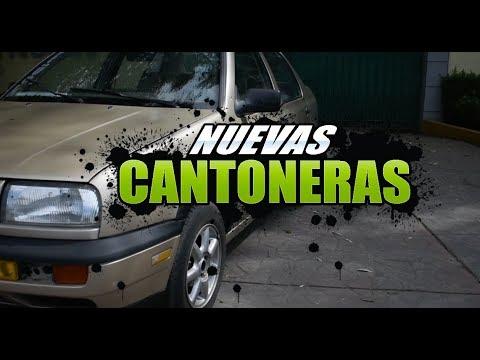 ¡CANTONERAS CUARTOS Y MÁS! | PANCHO RU JETTA MK3
