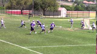 Matt Amerie nets a sensational goal against Whittier