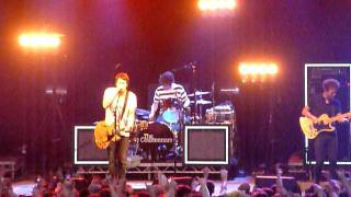 The Courteeners - Fallowfield Hillbilly - Delamere Forest - 2/7/11