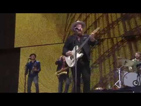 Nathaniel Rateliff & The Night Sweats – Look It Here (Live at Farm Aid 2016)