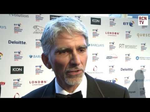 Damon Hill Interview - Formula One 2013