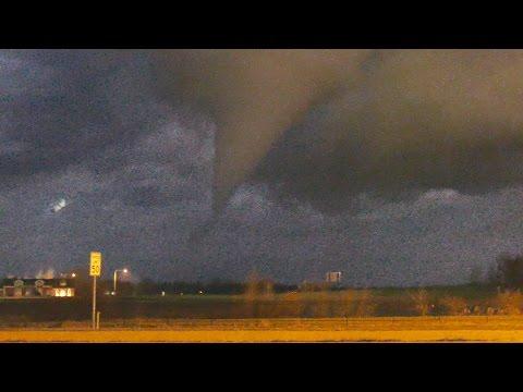 March 15, 2016 - Springfield, IL Night Tornado