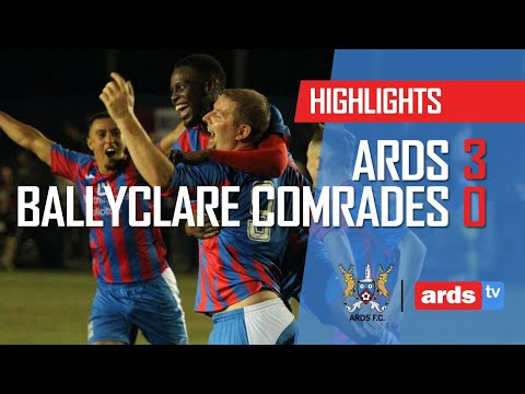 Ards Ballyclare Goals And Highlights