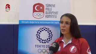 Modern Pentatlon Sporcumuz İlke Özyüksel Madalya Hedefiyle Dünya Şampiyonası'nda