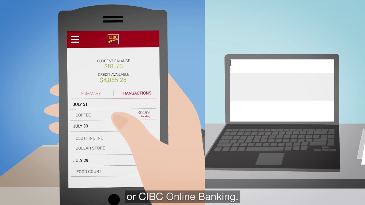 Cibc Credit Card Online Banking