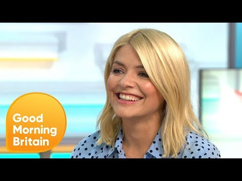 Holly Willoughby Vows To Never Repeat Presenting This Morning Drunk | Good Morning Britain