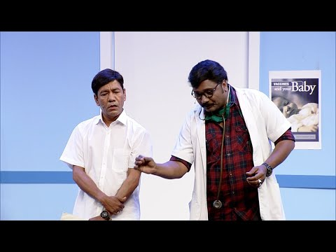 Thakarppan Comedy I Doctor have fear for surgery...! I Mazhavil Manorama