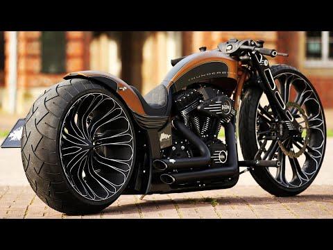 Thunderbike Production R - A Custombike Making-Of Story