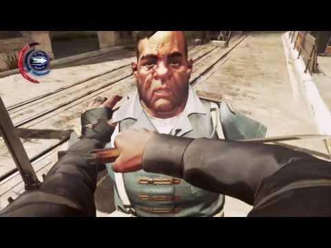 Dishonored 2 Gameplay  