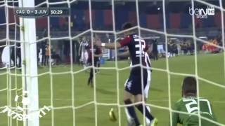 Video Gol Pertandingan Cagliari vs Juventus