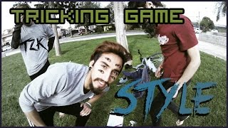 S.T.Y.L.E. GAME TRICKING - off-topic - TZK