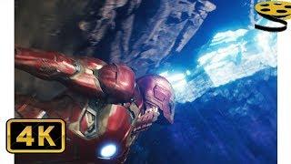 Битва в Заковии (Часть 2) | Мстители: Эра Альтрона | 4K ULTRA HD