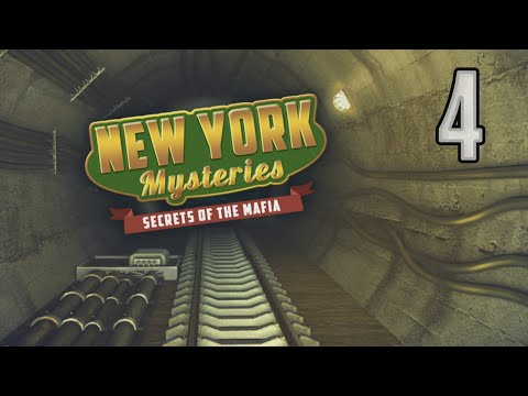 New York Mysteries: Secrets of the Mafia [04] w/YourGibs - STRANGE GREEN FOG GHOST