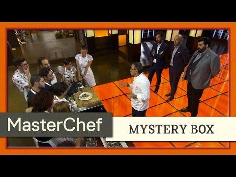 Chef Barbieri aspirante chef di MasterChef Italia 5