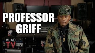 Professor Griff on House Burning Down, Passport Stripped, FBI, Illuminati