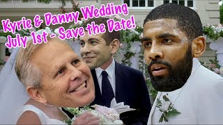 The Wedding of Kyrie Irving and Danny Ainge (Version 2)