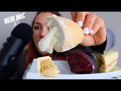 Soft Delicate Cheese Buns (Soft Eating Sounds) Asmr Fail 먹방 Mukbang