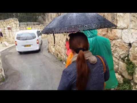 Jalan Jalan Di Jerusalem