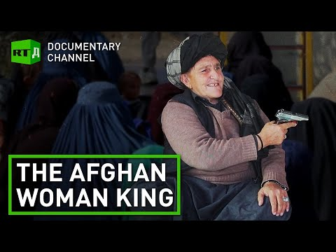 The Afghan Woman King. How a devout Muslim woman found a way to express herself | RT Documentary