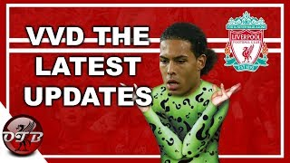 """""""The Deal Is Very Close To Being Done"""" Van Dijk Liverpool Latest news #LFC #VVD"""