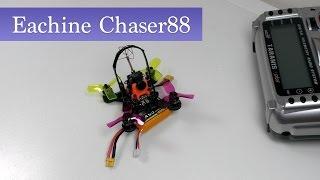 Мини квадрик Eachine Chaser88 на БК моторах