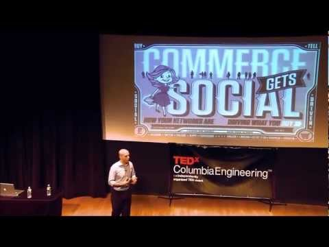 Influence in Social Media Networks: Sinan Aral at TEDxColumbiaEngineering