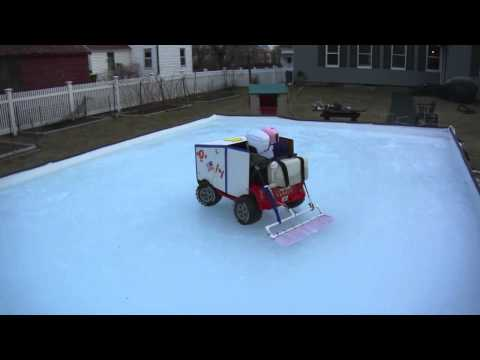 how to build a backyard rink by rinkmaster canada doovi