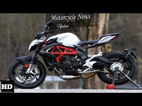 HOT NEWS  !!! 2018 MV Agusta F4 RR Design And Price Overview  Price And Specs
