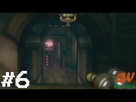 BioShock 2: Minerva's Den - Part 6: Gravity Well - Walkthrough / Let's Play