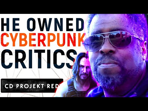 WOW! Cyberpunk Creator SLAMS Critics, Epic Exclusive 180?! Shenmue's Cryptic Reply, GOG's WIN