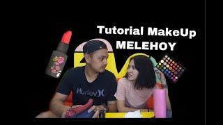 My Boyfriend/ Husband does my makeup Challenge | Clowyestrop