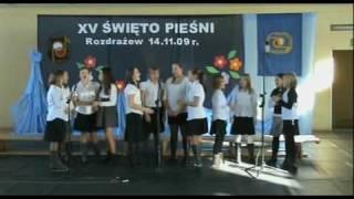 XV Święto Pieśni - cz. 3 - Chór SP nr 2 w Sycowie
