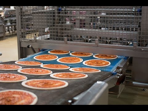 Pizza Production By Rademaker