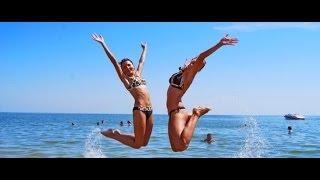 Затока. Курорт в Одесской области Украины(Прогулка по Затоке. Затока -- наиболее популярный курорт в Одесской области Украины, расположен чуть южнее..., 2013-12-14T11:38:43.000Z)