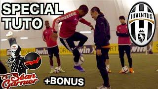 Séan VS Juventus Tuto AIR AKKA / @seanfreestyle