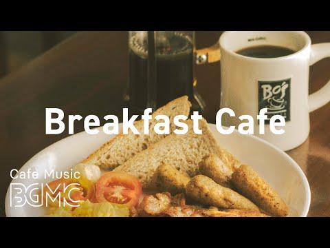 Breakfast Cafe: Awakening Morning Bossa Nova Guitar - Fresh Coffee Bossa Playlist at Home