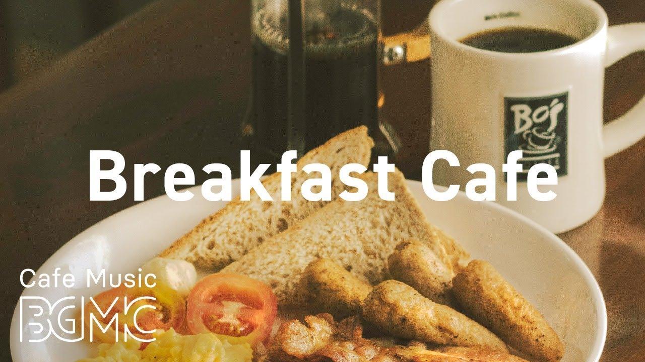Breakfast Cafe: Awakening Morning Bossa Nova Guitar — Fresh Coffee Bossa Playlist at Home