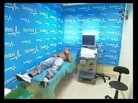 Cristiano Ronaldo Medical Examination