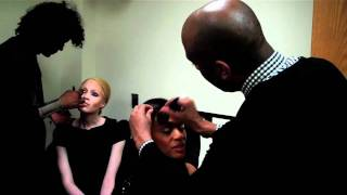 IMAN Cosmetics & Samantha Black NYFW Fall 2012 Thumbnail