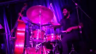 Justin Brown drum solo \ Ambrose Akinmusire   21.11.2016 Ukraine